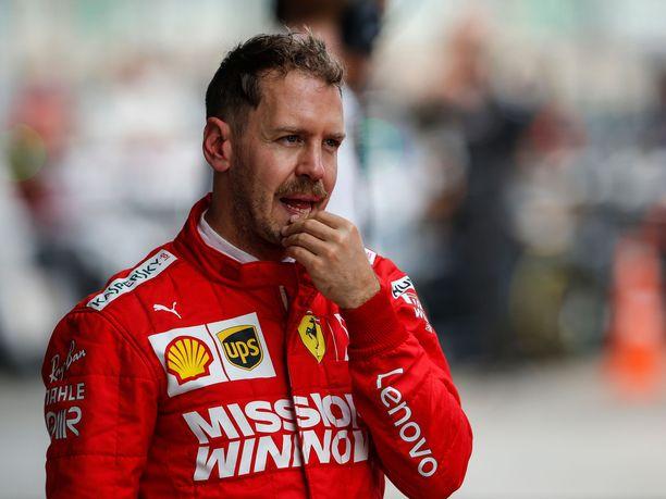 Sebastian Vettelin mestaruusjahti on alkanut surkeasti. Kolmen osakilpailun jälkeen hän on MM-pisteissä neljäntenä, 31 pisteen päässä Lewis Hamiltonista.