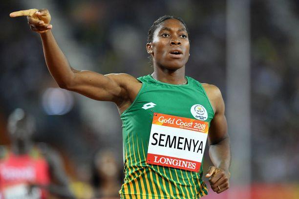 IAAF yrittää rajoittaa Caster Semenyan ylivoimaa testosteronisäännöillä.