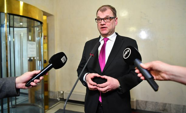 Pääministeri Juha Sipilä kommentoi Salisburyn myrkkyiskua paitsi tiedotustilaisuudessa, myös blogissaan.