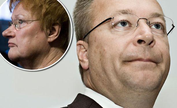 Nokian toimitusjohtaja Stephen Elop ei taaskaan saanut kutsua Linnaan.