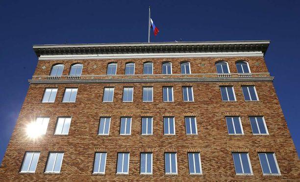 Venäjän San Franciscossa oleva konsulaatti määrättiin suljettavaksi ensi lauantaihin mennessä.