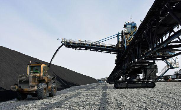 Valtion omistama Terrafame pyörittää Talvivaaran kaivosta Sotkamossa.