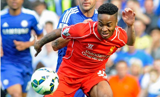 Hyvästeleekö Raheem Sterling Liverpoolin sunnuntaina?