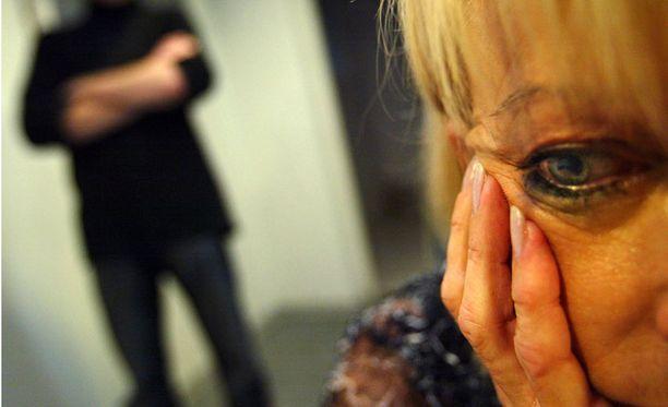 Narsistinen henkilö kärsii empatian puutteesta.