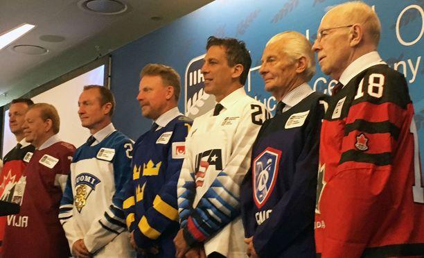 Jere Lehtinen valittiin sunnuntaina Kansainvälisen jääkiekkoliiton kunniagalleriaan.