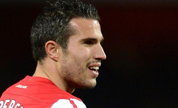 Robin van Persie lienee suurin ennakkosuosikki, vaikka Arsenal ei tule voittamaan liigaa.