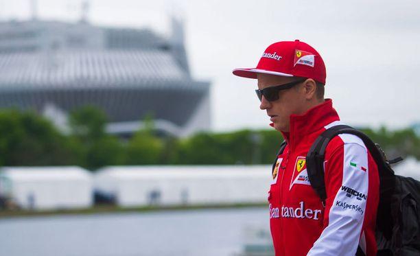 Kimi Räikkönen starttaa Montrealin aika-ajoihin alkaen klo 20 Suomen aikaa.