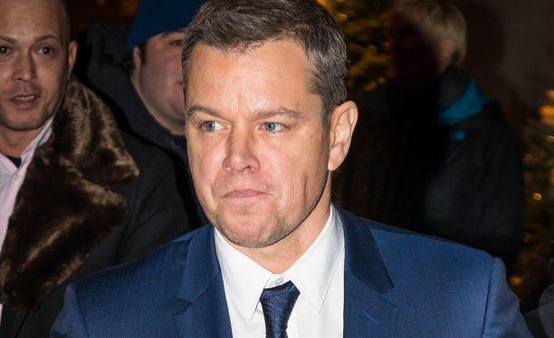 Matt Damon, 47, tunnetaan esimerkiksi elokuvista Medusan verkko, The Departed ja Pelastakaa sotamies Ryan. Damon on naimisissa Luciana Barroson kanssa. Pariskunnalla on kolme yhteistä lasta.