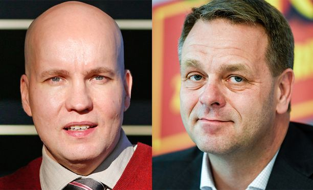 Kim Väisänen ja Jan Vapaavuori ovat tänään Sensuroimaton Päivärinta -ohjelman vieraina.
