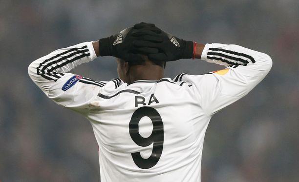 Demba Ba on edustanut myös Besiktasia.