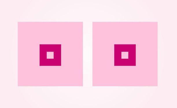Syöpäjärjestö joutui Facebookin sensuurin hampaisiin, jonka jälkeen se teki piirretyistä rinnoista neliöt.