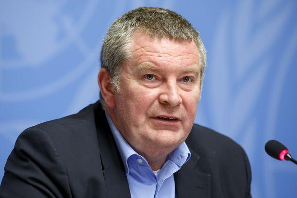 WHO-johtaja Mike Ryan korostaa, että kansainvälisten asiantuntijoiden pääseminen koronan alkulähteille on erittäin tärkeää.