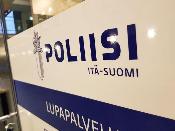 Epäilty törkeä varkaus sattui Suonenjoella. Kuvituskuva arkistosta.
