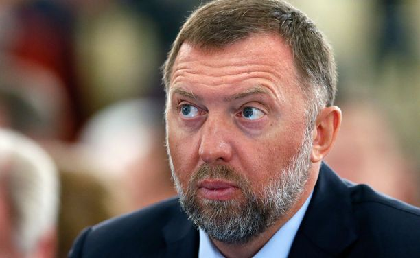 Oleg Deripaska kuuluu Putinin lähipiiriin.