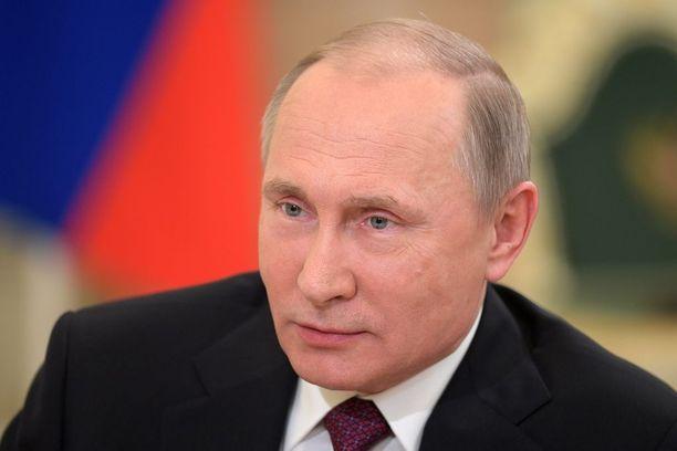 Vladimir Putin on maailman vaikutusvaltaisin ihminen, toisena tulee Donald Trump.
