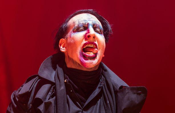 Marilyn Mansonin keikka sai dramaattisen käänteen.