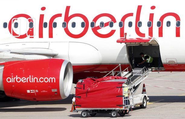 Air Berlin on vasta jättänyt konkurssihakemuksen, joten tilanteen kehittymistä kannattaa seurata maltilla.