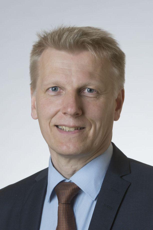 Kimmo Tiilikainen.
