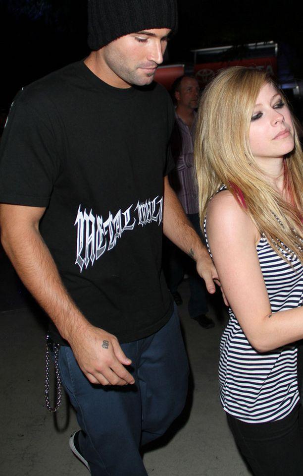 Brody Jenner uskoo rakkauden kestävän Avril Lavignen kanssa.