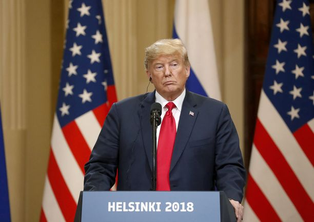 Yhdysvaltain presidentti Donald Trump toisteli, että Venäjä ei ole sekaantunut Yhdysvaltain vaaleihin ja hänen kampanjansa oli puhdas.