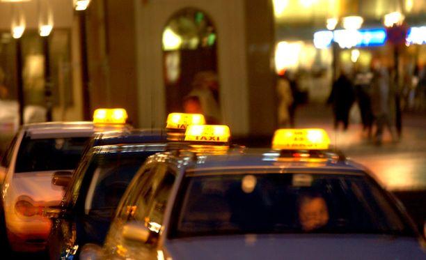 Taksi suihin