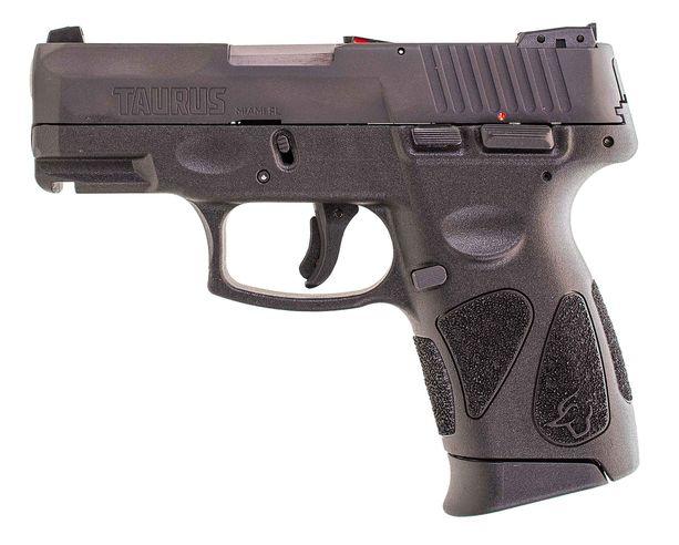 Shinaultin Taurus-pistooli oli luvallinen.