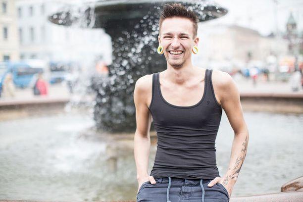 He ovat Mr. Gay Finland finalistit kuka vie voiton?
