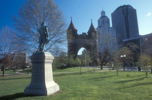 Hartford on Connecticutin osavaltion pääkaupunki.