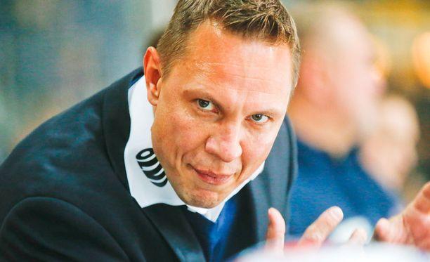 Jussi Tapolan mukaan Tapparan joukkuehenki on kunnossa.