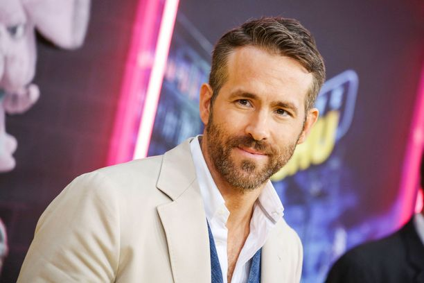 Ryan Reynolds on huumorimiehiä.