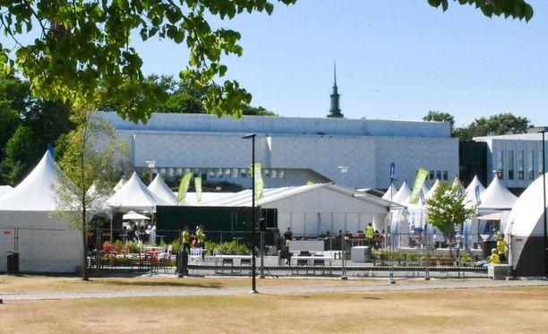 Taste of Helsinki kokoaa yhteen huippuravintoloita.
