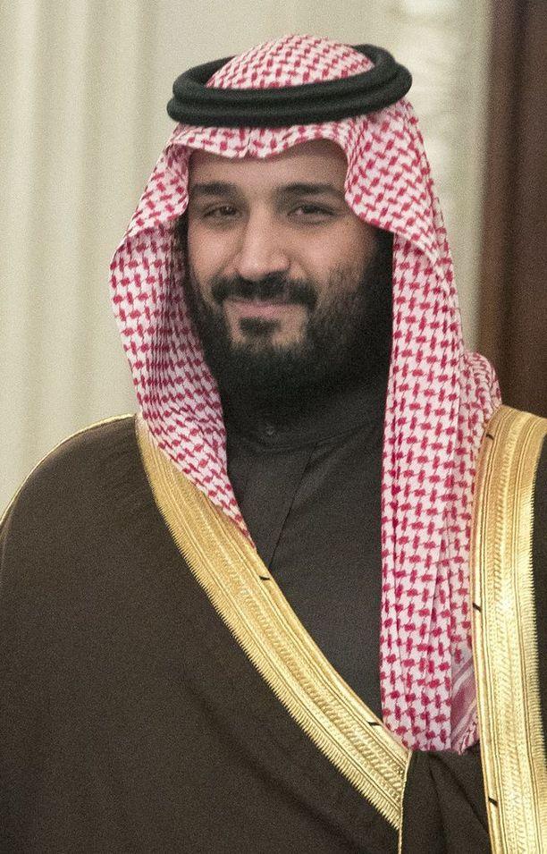 Kruununprinssi Mohammad bin Salman, 32, on jo nyt tosiasiallisesti Saudi-Arabian ylin vallankäyttäjä.