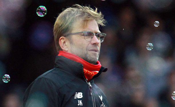 Jürgen Kloppilla riittää tuskailtavaa Liverpool-pelaajien loukkaantumisten kanssa.