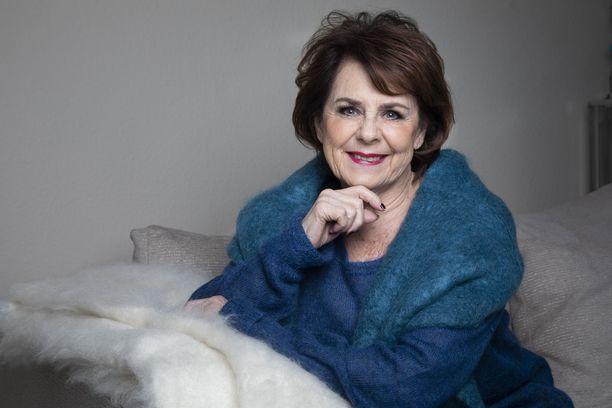 Pirkko Mannola sairasti rintasyövän vuonna 2019.