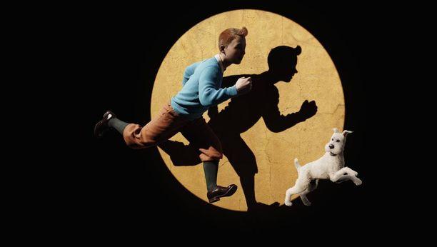 Tintin seikkailut nähdään joulun aikaan ensimmäisen kerran jo 25. päivänä.