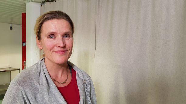 Vaikka uutinen oli odotettu, Ivalon terveyskeskuksen johtava lääkäri Outi Liisanantti oli helpottunut tulokset kuultuaan.