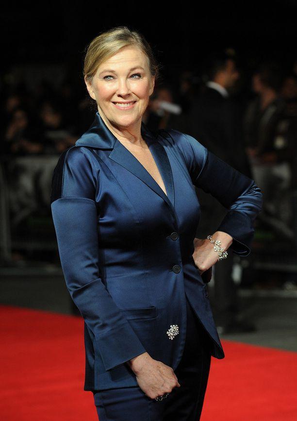 """""""Äiti"""" Catherine O'Hara on jatkanut menestyksekästä näyttelijän uraansa. Kuva vuodelta 2012."""