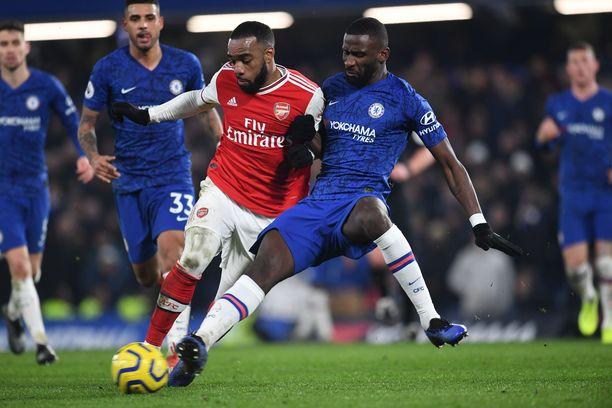 Arsenal ja Chelsea kohtaavat FA Cupin finaalissa.