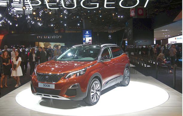 Peugeot 3008 -crossover on uusimpia Peugeot-tulokkaita.
