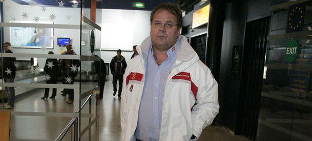 Hannu Jortikka tuli toista kertaa Harkimon Jokereitten peräsimeen.