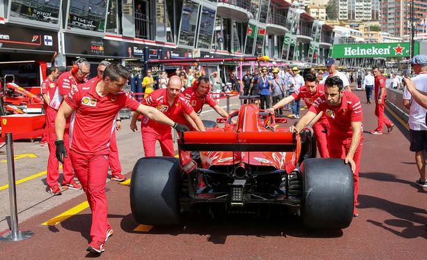 Monacossa haetaan GP-voittajaa jo 76. kerran.