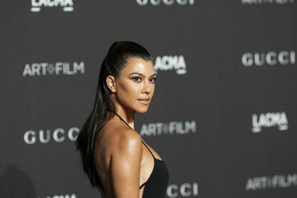 Kourtney on Kardashianin sisaruksista vanhin.