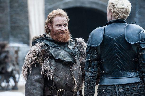 Tormundia näyttelee islantilaisnäyttelijä Kristofer Hivju.
