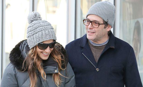 Sarah Jessica Parker ja Matthew Broderick ovat olleet naimisissa vuodesta 1997.