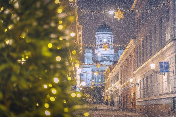 Helsinkiin on luvassa hiljainen koronajoulu, jos tartuntatilannetta ei saada aisoihin.