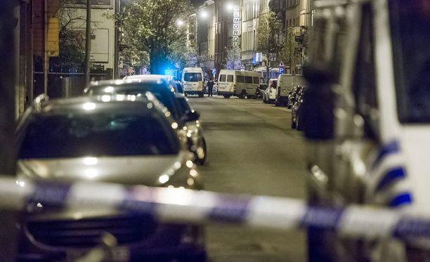 Brysselin iskuissa kuoli 35 ihmistä.
