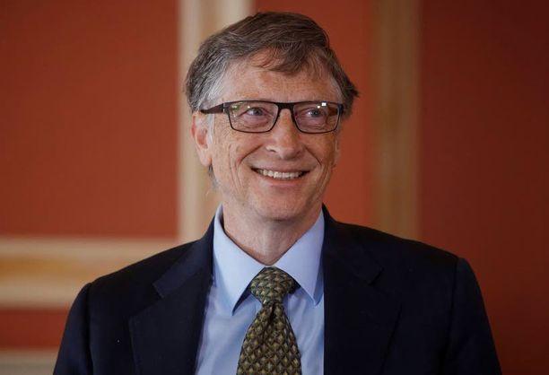 Bill Gatesin omaisuus karttui jälleen.