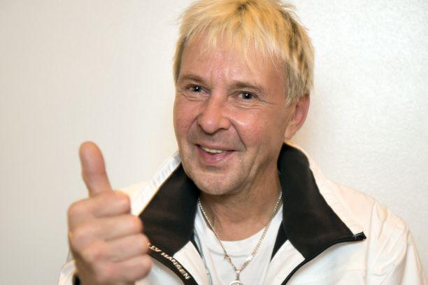 Matti Nykänen pääsee ääneen uutuuskappaleella.