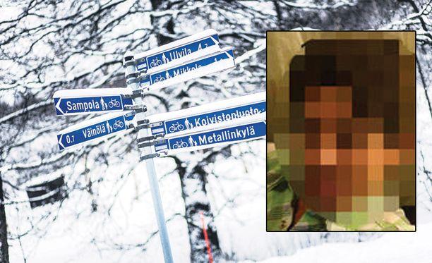 17-vuotiaan tytön surmasta syytetyllä on rikostaustaa vuodesta 2007 asti.