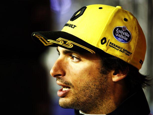Carlos Sainz jr. kommentoi Kimi Räikkösen vuosien 2010 ja 2011 rallipiipahdusta.